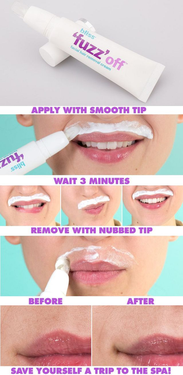 Easy Way to Remove Unwanted Moustache