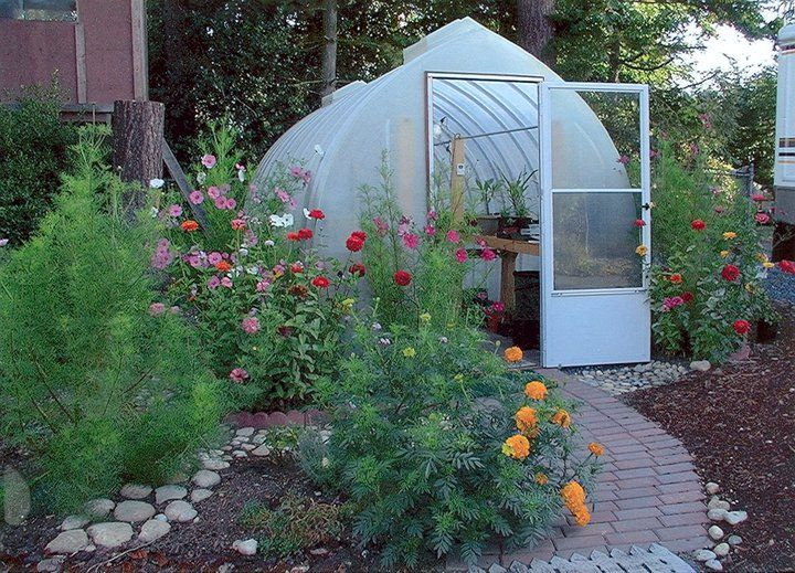 North America S Best Year Round Backyard Greenhouse Requires No Embly Deck Or Slab And Maintenance