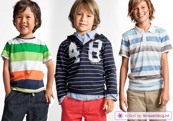 Vroeger maakte het mij helemaal niets uit wat ik aan had, mijn moeder kocht de kleren en ik trok ze aan. Ik heb dan ook een random plaatje van internet gehaald waarop jongenskleren staan voor kleine jongens.