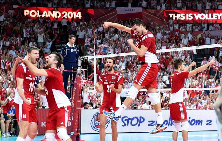 #TeamPoland punches ticket into #FIVBMensWCH Final after 3-1 win over #TeamGermany. http://poland2014.fivb.org/en/news/poland-outduel-germany-for-ticket-to-finals?id=49477 … pic.twitter.com/KeSfL3uTp8