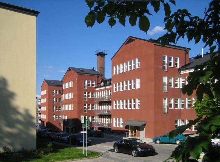Akterspegeln 24 - JoliarkFick Byggindustrins pris Årets Bygge 2005.