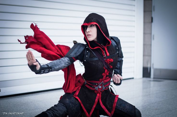 Shao Jun - Assassin's creed China Chronicles by PsCoTiK