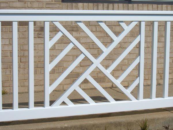 Chippendale Rail For Balcony Deck Helena Pinterest