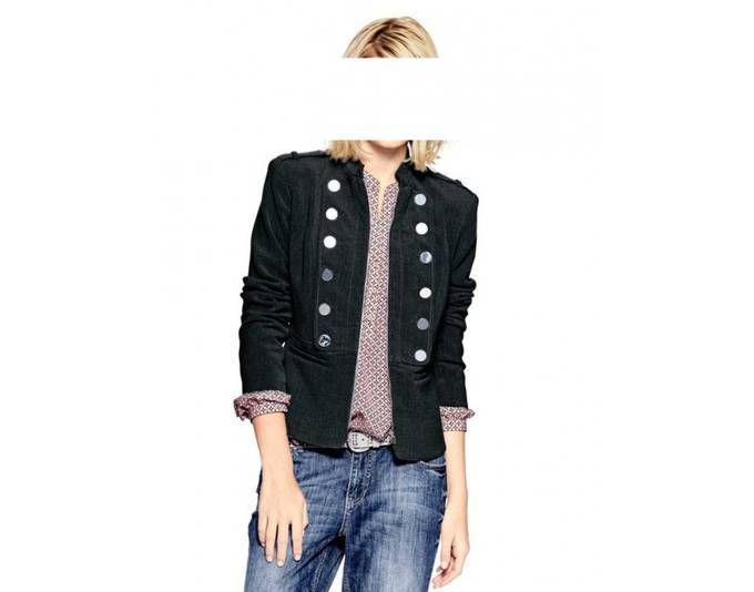 Mandarin Damen Blazer, schwarz Jetzt bestellen unter: https://mode.ladendirekt.de/damen/bekleidung/blazer/sonstige-blazer/?uid=67d7e38e-c12b-5d39-ad3a-70818893c3a0&utm_source=pinterest&utm_medium=pin&utm_campaign=boards #sonstigeblazer #blazer #bekleidung