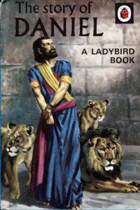 THE STORY OF DANIEL Ladybird Book Religious Stories Series 522