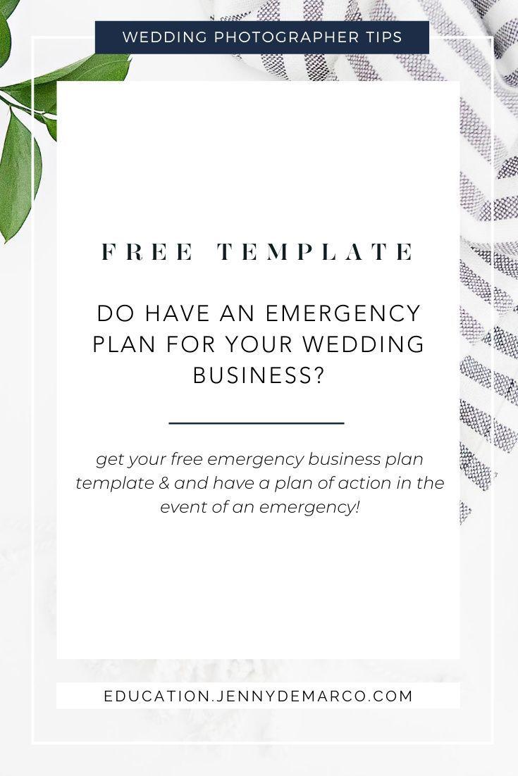 Wedding Planner Business Plan Template Photography Business Plan Business Plan Outline Business Plan Template