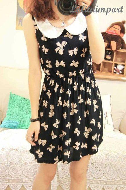 Vestido Casual Vintage! *Tamanho Único.
