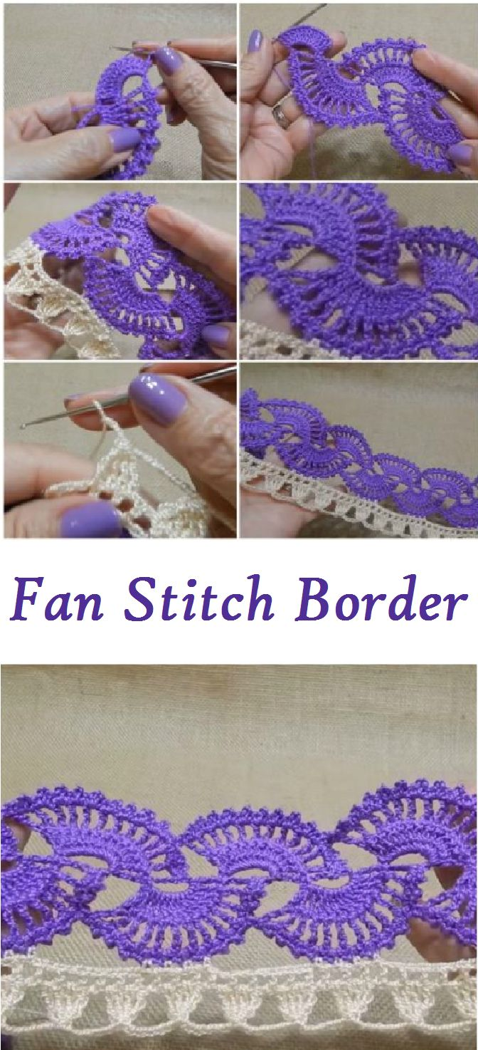 3417 best Crochet Stitch: Miscellaneous images on Pinterest ...