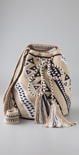 INSPIRATION : wayuu bag