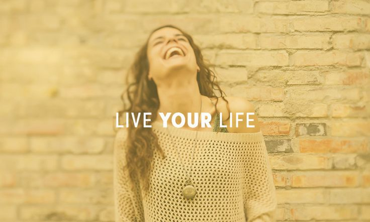 This post is part of a series by Shannon Kaiser called Live Your Life — a primer on finding your passion and living with purpose. Each day this week, we'll post one article offering the foundational