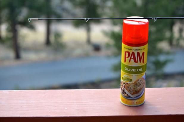 Fishing Gear Tip: Use PAM to Keep Rod Guides from Icing