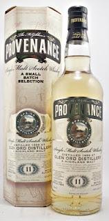 Glen Ord Single Malt Scotch Whisky 11Year Old Provenance Bottling