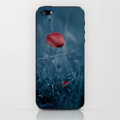 Dark Spring iPhone & iPod Skin by unaciertamirada - $15.00
