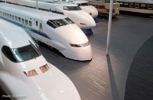 Japan's Maglev Train Sets World Speed Record