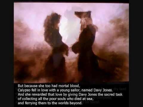 Davy Jones & Calypso Story