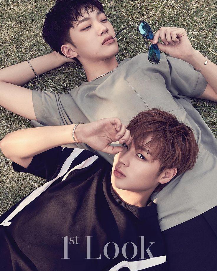 Wanna One 박지훈 (Park Jihoon) 라이관린 (Lai KuanLin)