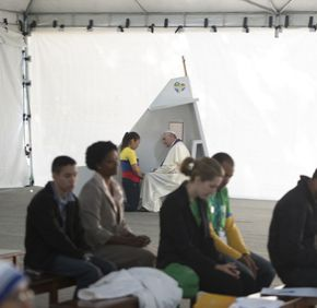 The Catholic Review > Home > Pope Francis' top ten reasons to go to confession