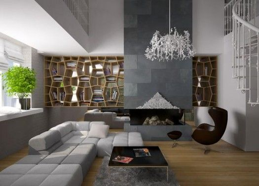 Contemporary Living Rooms: From Cozy to Sleek to Chic and Unique | Living Room Decoration