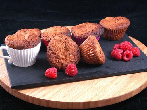 Muffins à la framboise de Jeanne : Recette de Muffins à la framboise de Jeanne…