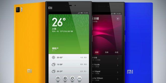 Xiaomi ocupa el lugar 3 en venta de celulares en el mundo - http://www.entuespacio.com/xiaomi-ocupa-el-lugar-3-en-venta-de-celulares-en-el-mundo/