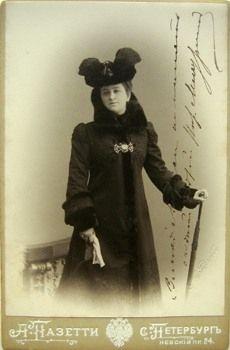 19 век... нет, уже не мода. Просто одежда. (Фото 41)