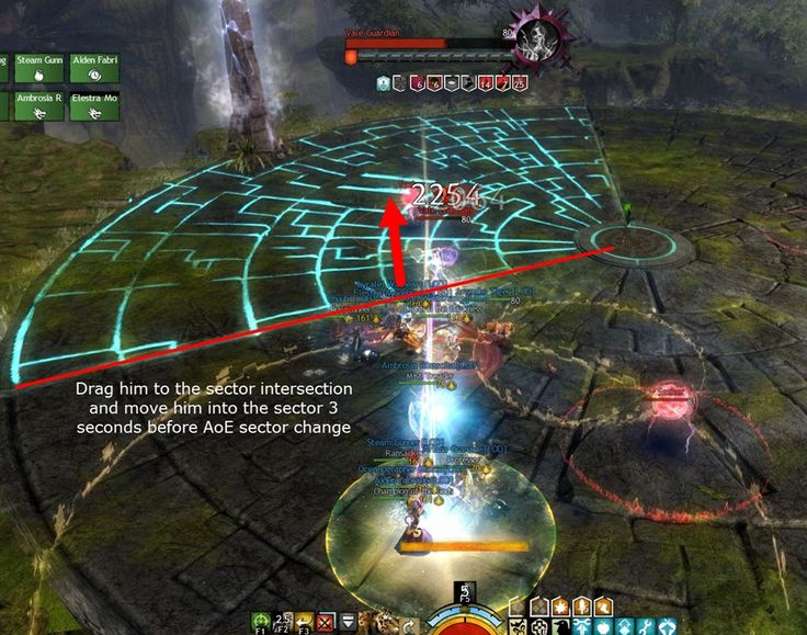 A guide to GW2 Vale Guardian, the first raid boss of Spirit Vale. General Information Gearing and Preparation There are some debates on if full Ascended gear if needed for the first boss. At a minimum you should have Ascended trinkets and weapons as they give a bigger bonus than exotics compared to armor. Raids(...)