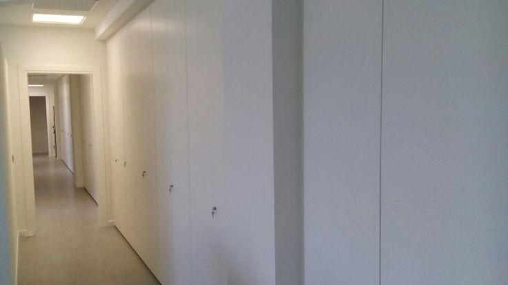 Mazzali ha fornito l'arredo degli gli uffici della MAGNANI, azienda leader nelle soluzioni per l'imballo.    Mazzali furnished the executive offices of the new headquarter  of MAGNANI, located in Parma,  leader company in packaging solutions