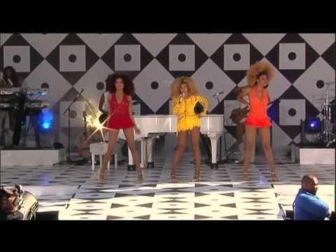 Beyoncé performs 'Single Ladies' on Good Morning America