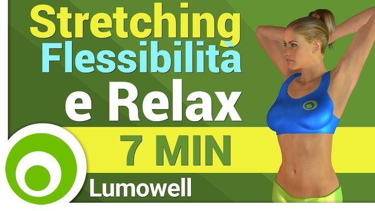 Esercizi di Stretching e Allungamento  <3