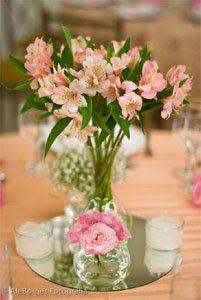 decoraçao casamento com rosas lisianthus e hortencias - Pesquisa Google