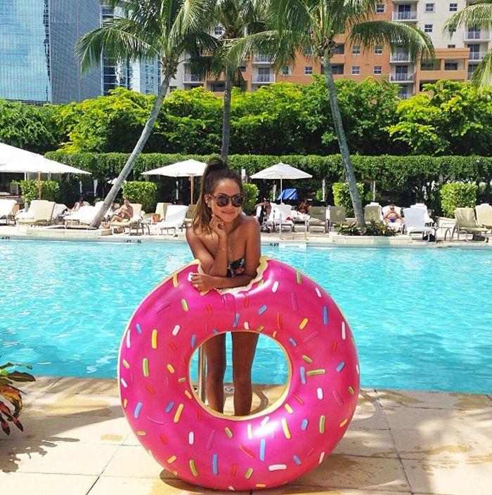 25 Best Ideas About Donut Floatie On Pinterest Pool