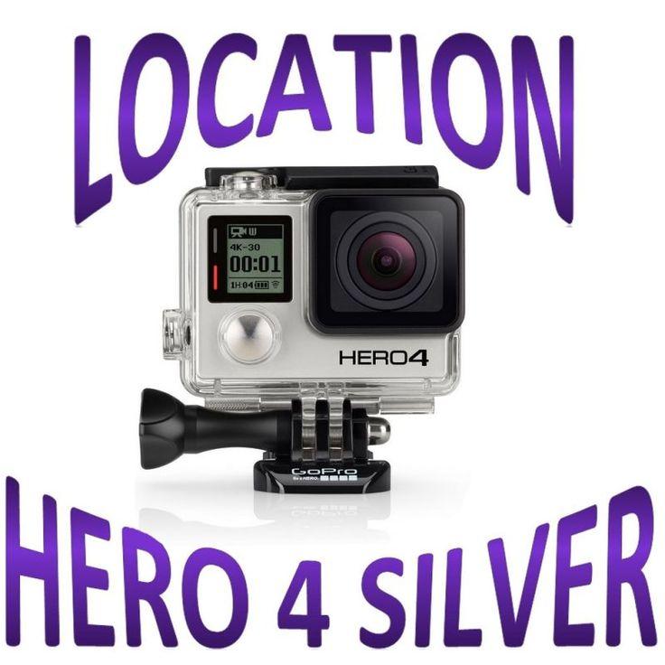 Je vous propose en location:- caméra GoPro Hero 4 Silver: caméra étanche avec modes photo / vidéo / rafale / nuit, écran tactile et wifi intégrés- télécommande wifi GoPro- accessoires et fixations divers selon votre utilisation: harnais, perche, trépied...- plusieurs batteries- carte mémoire grande capacité- boite de transportÉgalement disponible: GoPro Hero 5, appareil photo reflex Nikon D5500, drone DJI Phantom 4 et stabilisateur motorisé Feiyu G5