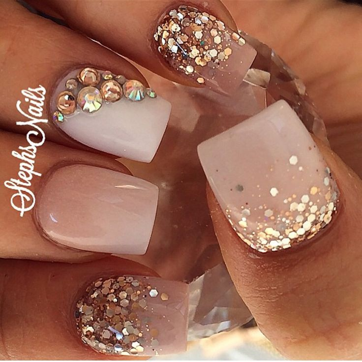 stephs nails! check out her instagram: @_stephsnails_ #flawless #nails