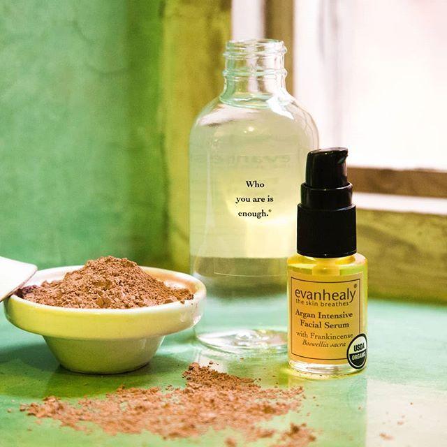 Argan Intensive Facial Serum Sandalwood Essential Oil Pure Argan Oil Facial Serum