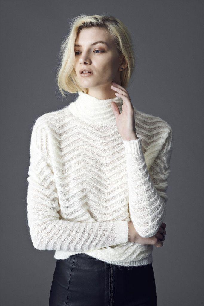 Lookbook winter 2014 KNIT BELL BIBBIE  www.promocionmoda.com/mbyM  #knit #lookbook #winter2014 #promocionmoda #moda #ootd #mbyM