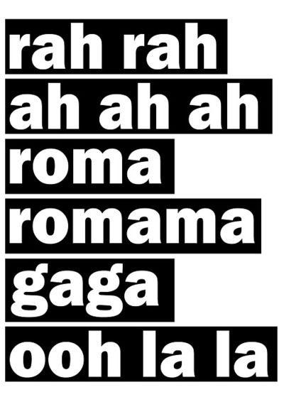 Letra De Cancion Donatella Lady Gaga