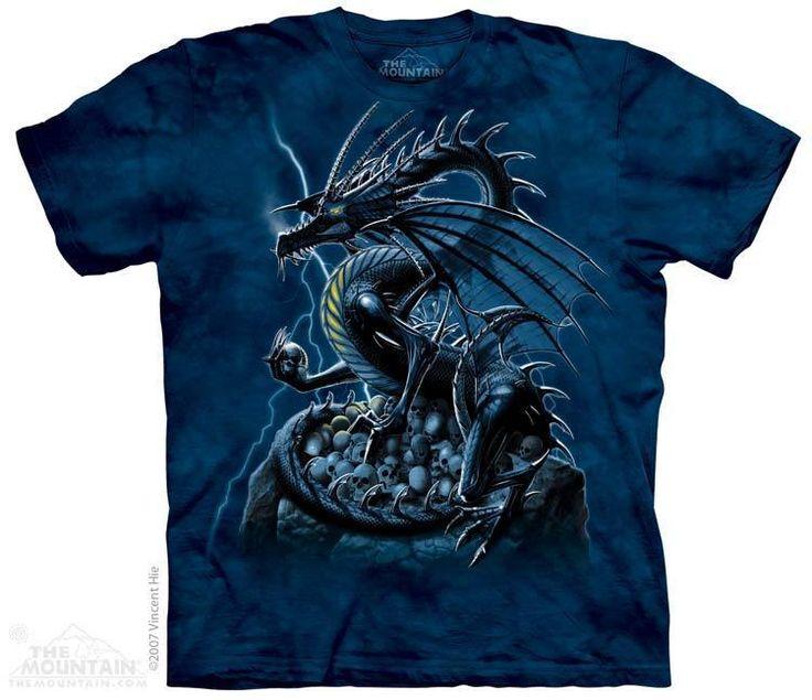 PRIKID - Skull Dragon T-Shirt, €37.00 (https://prikid.eu/skull-dragon-t-shirt/)