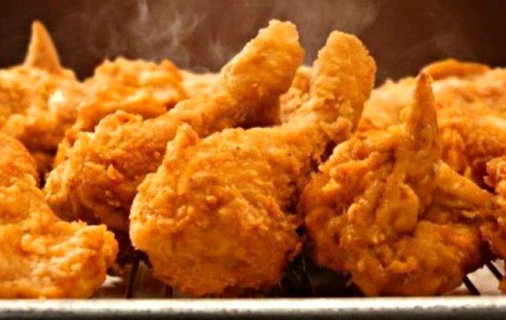 ¿Te gusta el pollo del KFC? Hazlo tú mismo con nuestra receta de pollo estilo KFC. Crujiente y deliciosa. Receta sencilla explicada paso a paso.