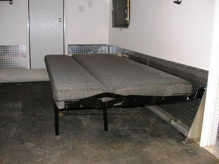 Details about RV Trailer Rollover Convertible Beds-Couch ...