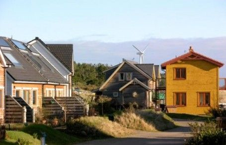 A 50 Year Old Eco Village On The Scottish Coast Powered By
