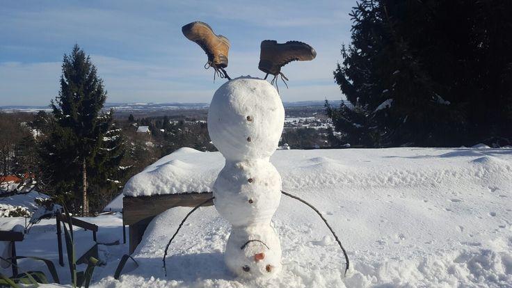 Snowman Hóember