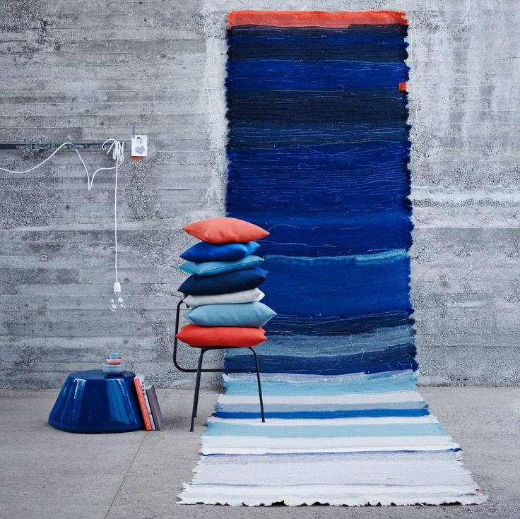 """The production of individual rugs is now a firm component of the """"13 Rugs"""" portfolio."""