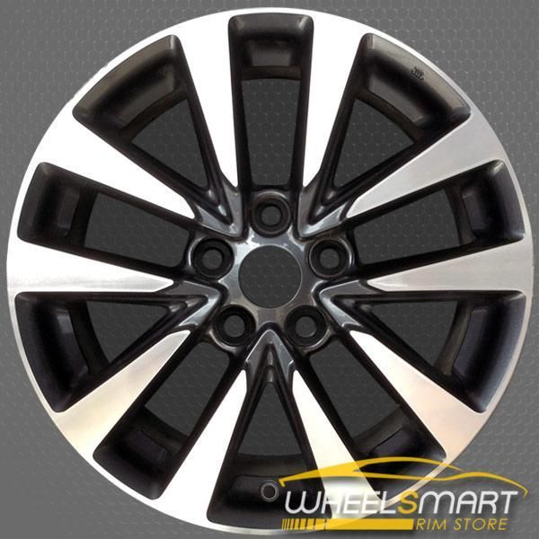 17 Nissan Altima Rims For Sale 2016 2017 Machined Oem Wheel 62719
