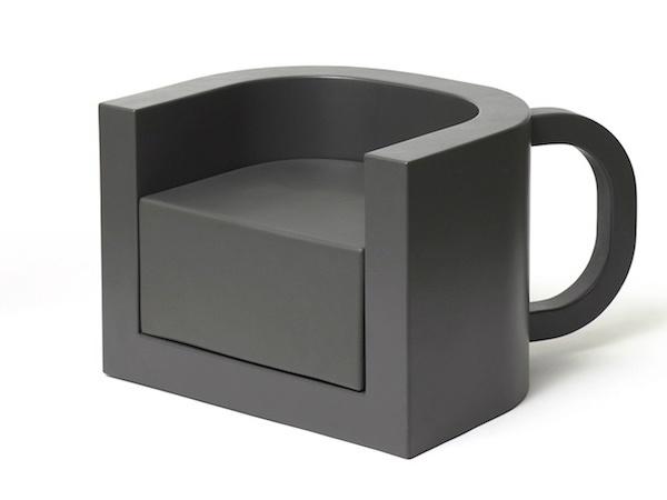 Flip Coffee Cup Chair