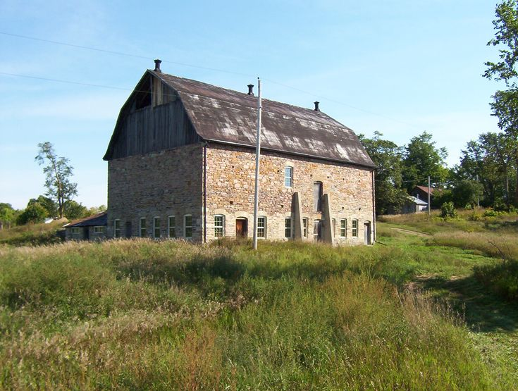 152 Best Images About Brick Amp Stone Barns On Pinterest