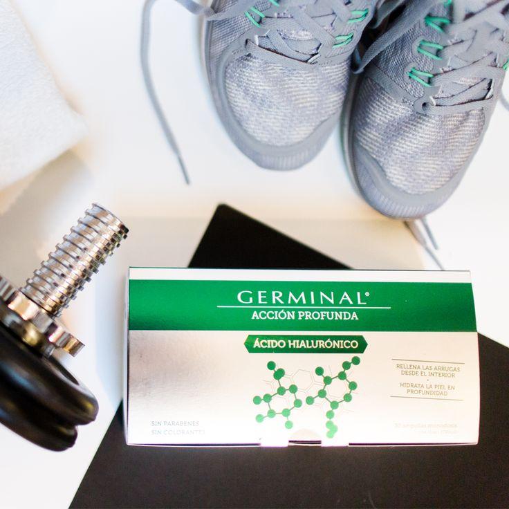 ... a primera hora del día te ayudará a activar tu cuerpo y sentirte más  enérgica. Empieza el día con buen pie echando en tu neceser del gym una  ampolla de ...