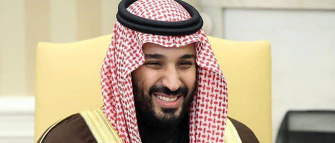 Le nouveau prince héritier d'Arabie saoudite, Mohammed ben Salmane, ici le 14 mars 2017 à Washington, commande déjà dans les faits les décisions stratégiques du royaume.