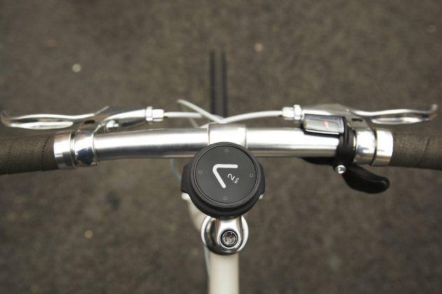 BeeLine este un ciclocomputer ce transformă fiecare plimbare cu bicicleta într-o aventură