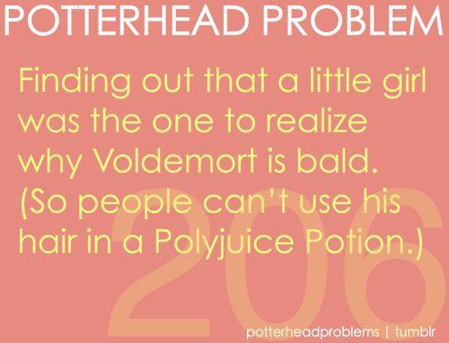 Potterhead problem