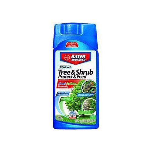 Bayer Advanced 701810 12 Month Tree and Shrub Protect and Feed Concentrate, 32-Ounce > Discover this special product, click the image : Gardening Supplies